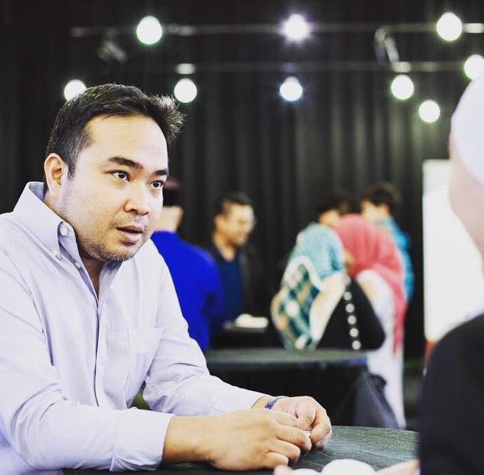 Chef Nuriman Jusuf [ Founder ]